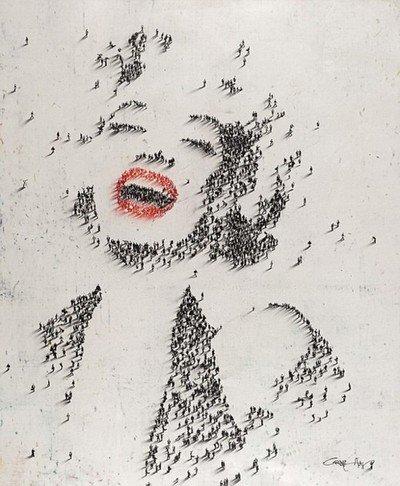 L'art marilyne